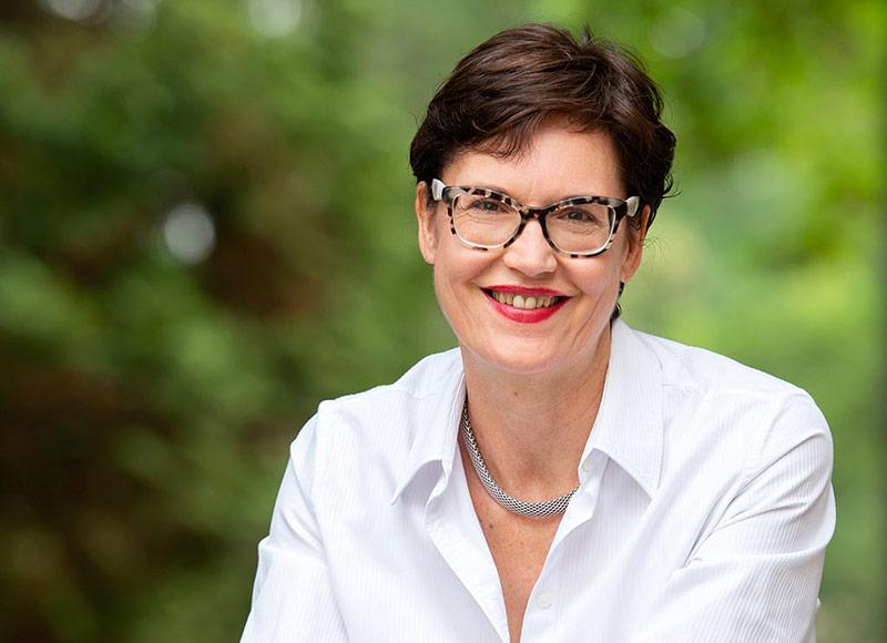 Elke Alberth, Webdesignerin aus Kirchheim unter Teck