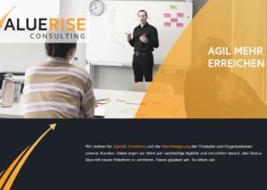 ValueRise Consulting - Agility & Scrum Beratung & Training